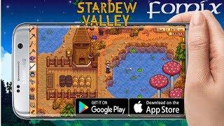 stardew Valley на телефоне - первый взгляд, обзор (Android Ios)