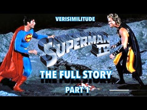 SUPERMAN IV THE FULL STORY PART 1
