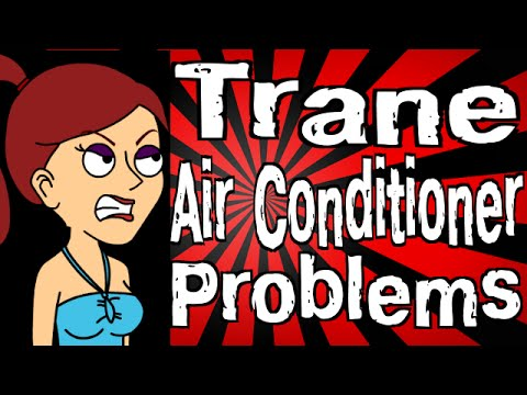 Trane Air Conditioner Problems Youtube