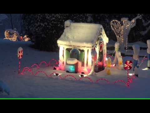 SILENT NIGHT - Christmas Decorations 2016 - Outdoor Sets