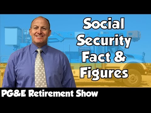 🔴 PG&E Employees learn about Social Security Facts and Figures