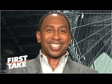 Stephen A. on the Seahawks catching a rookie trying to sneak a visitor into the hotel | First Take