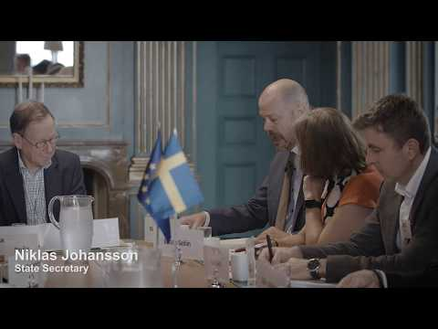 Tour d'Europe: Openness for Europe's Research and Innovation Policy, Stockholm 2017