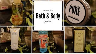 Current fav bath & body products | ERICA FERNANDES