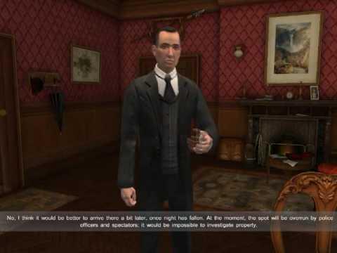 Let's Blind Play Sherlock Holmes vs Jack the Ripper Part 1 |