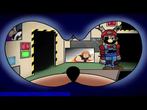 Five Nights At Sonic's Maniac Mania: Burned To Ash DONE