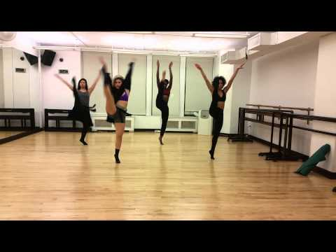 Debbie Wilson Commercial Jazz Class - Black Widow - Iggy Azalea & Rita Ora