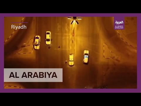 Coronavirus: SaudiArabia's cities are empty after a curfew was implemented