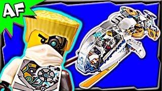 NINJACOPTER 70724 Lego Ninjago Rebooted Stop Motion Set Review