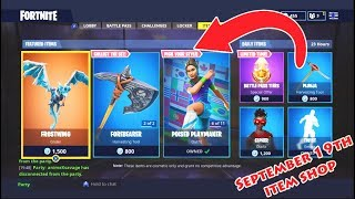 *RARE* SOCCER SKINS FINALLY BACK!! -FORTNITE ITEM SHOP