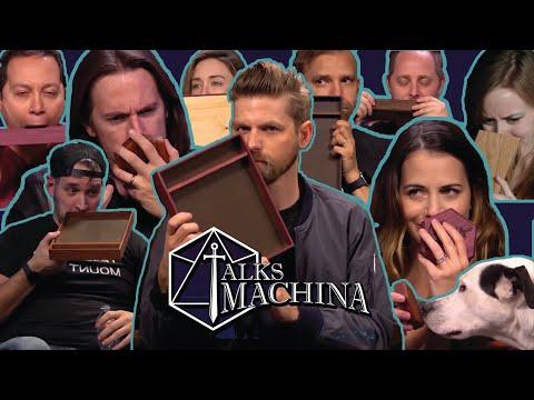 Every Wyrmwood Sniff On Talks Machina