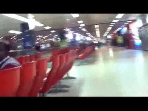 Shahjalal International Airport. Dhaka. 15 April 2016