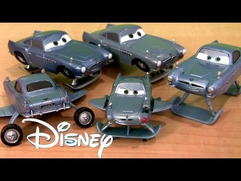 Cars 2 Hydro Finn Mcmissile Chase 2013 Metallic Finish Diecast New Disney Pixar Toys Collection Youtube