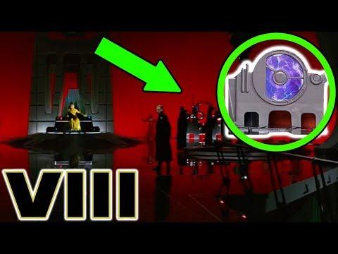 The Last Jedi 'Awake' Revealed THIS about Snoke (FULL BREAKDOWN) - Star Wars Explained