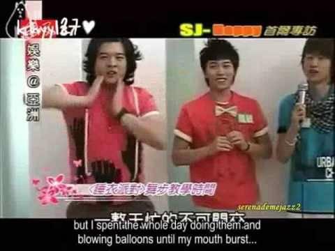 [HQ]Entertainment Asia SMtown Part 2/5