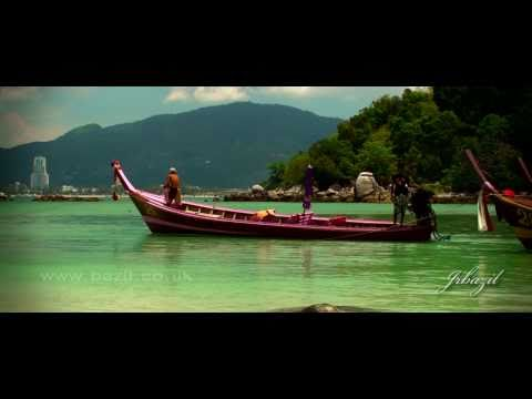 'Love from Phuket'. ภูเก็ต  Phuket Beaches Thailand (2 Min Revamp)