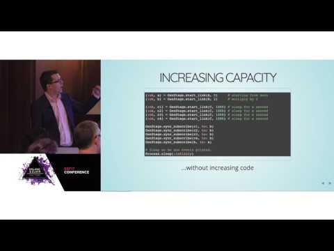 Realtime Data Pipelines with Elixir GenStage - Peter Hastie