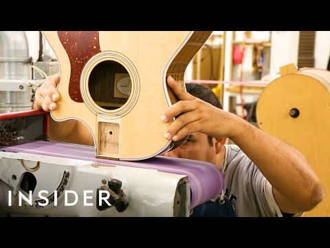 how-taylor-guitars-are-made
