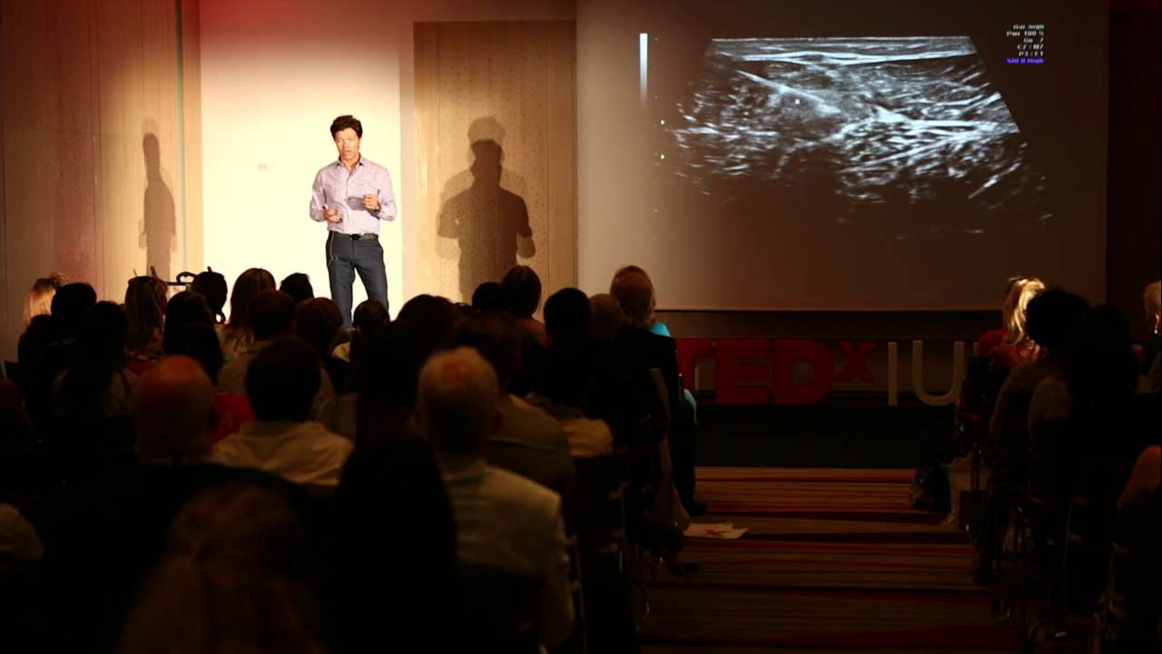 Get your body to heal itself | Anthony Galea | TEDxIUM