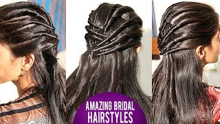 Amazing Bridal Latest Hairstyles | Latest HairStyle 2018