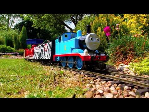 Thomas and the Circus Train.