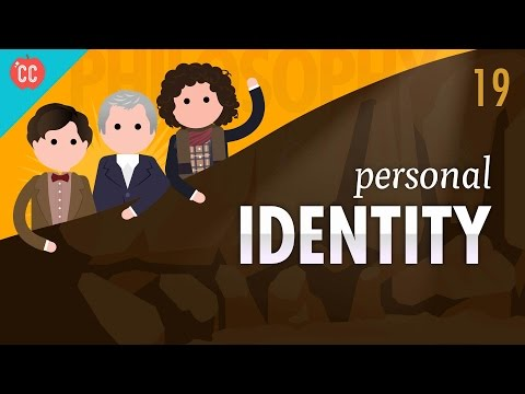 Personal Identity: Crash Course Philosophy 19