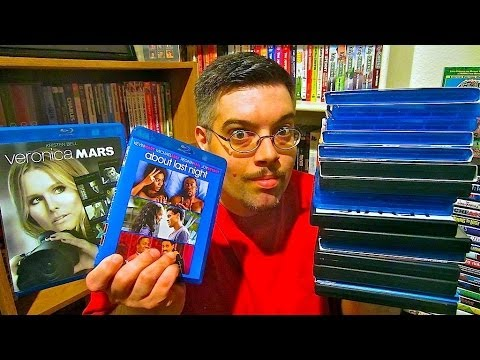 My Blu-Ray Collection Update 4/26/14 Blu ray and Dvd Movie Reviews