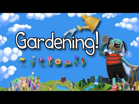 Gardening in Toontown! (Toontown Rewritten Tips/Tricks)