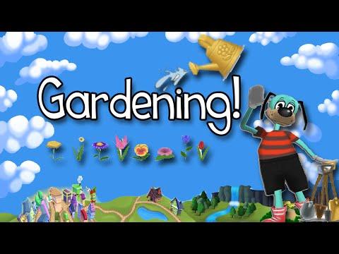 Gardening in Toontown! (Toontown Rewritten Tips/Tricks)