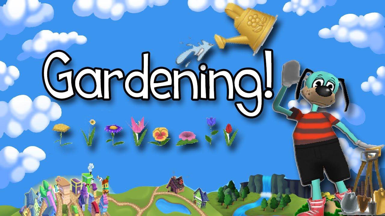 Gardening In Toontown Toontown Rewritten Tips Tricks