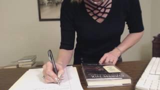 ASMR Library | Handling/Inspecting Books ~ Soft Spoken screenshot 3