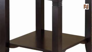 Winsome Nolan End Table 40220