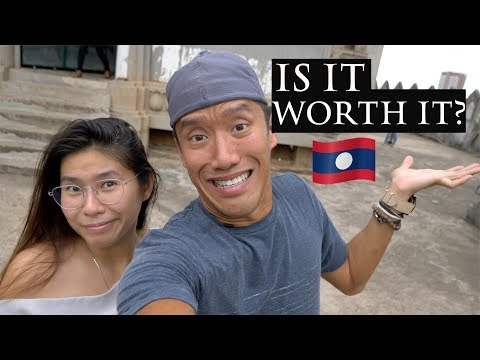 Is VIENTIANE Worth Visiting? (LAOS TRAVEL GUIDE) - Vlog #125