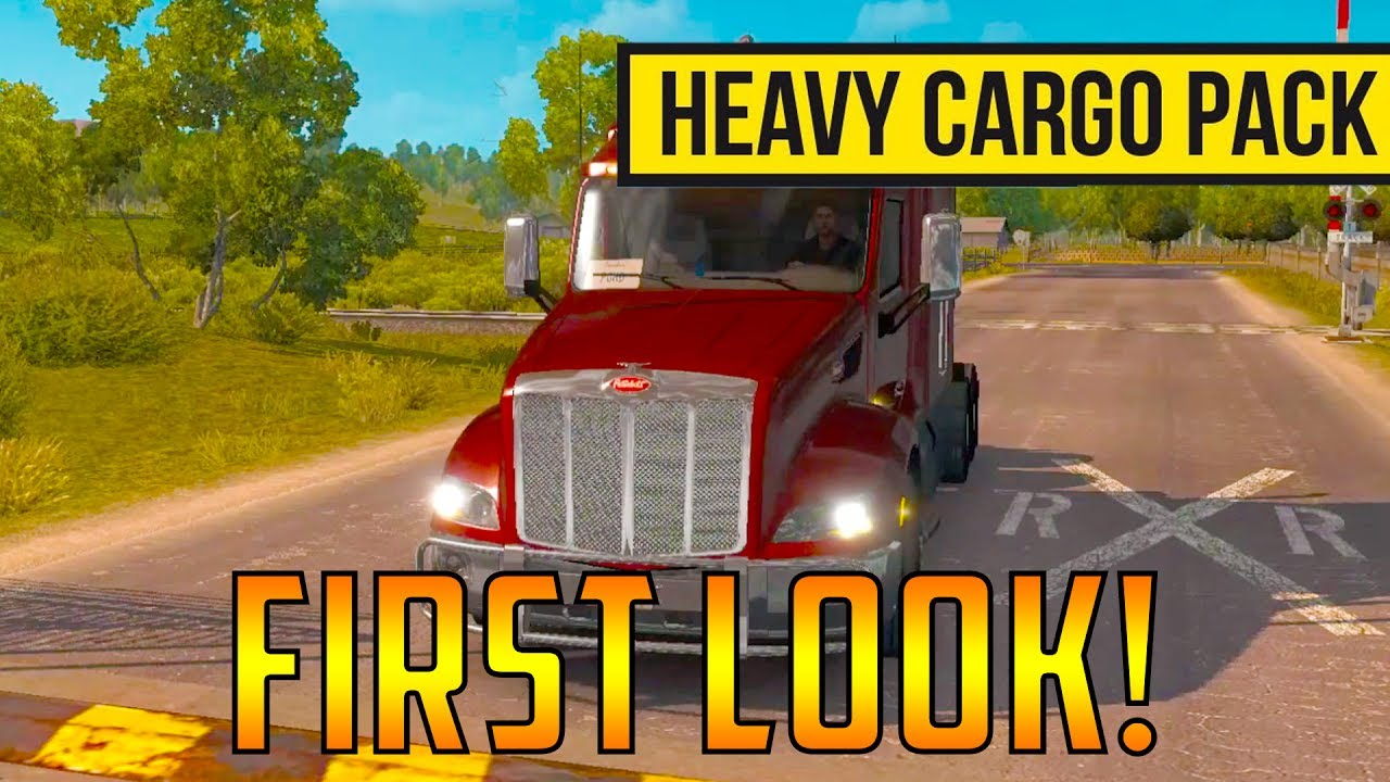 First Look  Impressions  American Truck Simulator Heavy