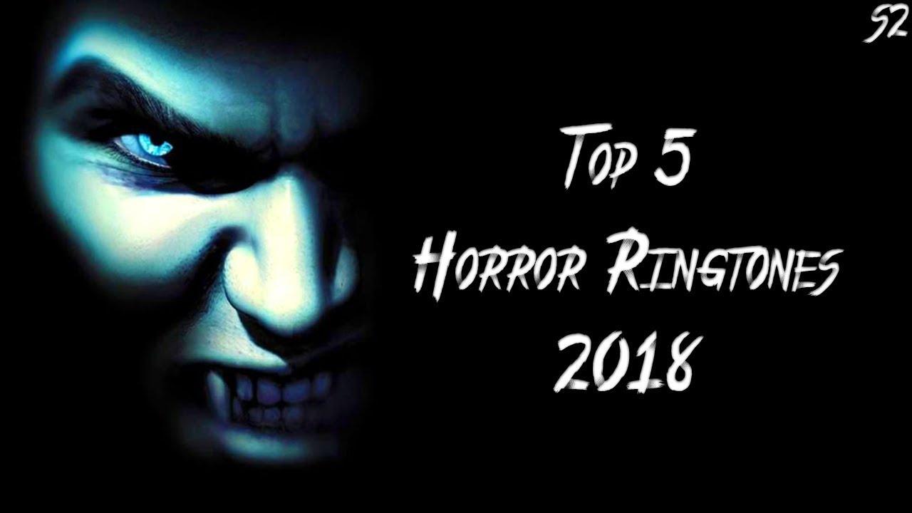 new horror ringtones