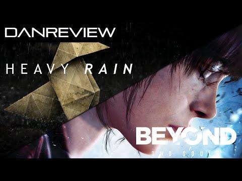 Heavy Rain VS Beyond Two Souls | ¿Por qué uno gustó y el otro no? [DANREVIEW]