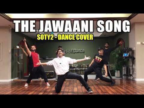 The Jawani Song - Student of the Year 2 | Dance Cover | GunRush