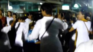 Hindu Veggie Parade in Bangkok