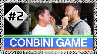 Conbini Game #2 | Stop Tickling My Mouth