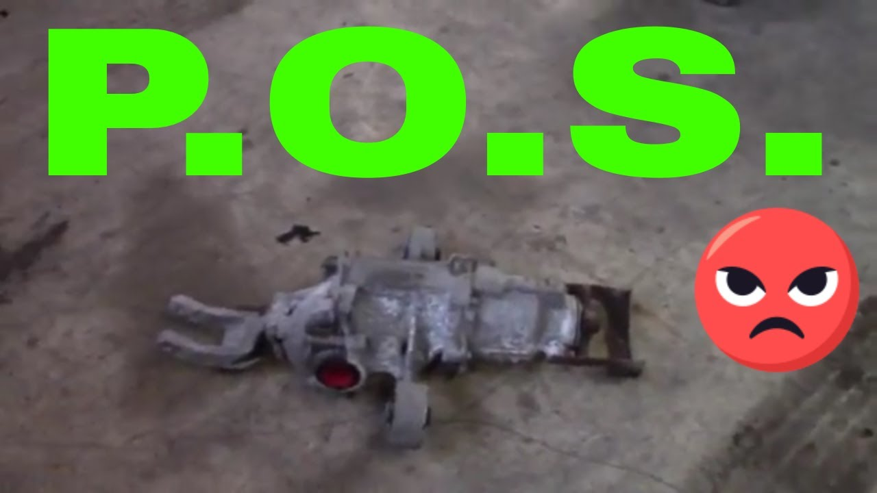 hight resolution of equinox rear differential replacement