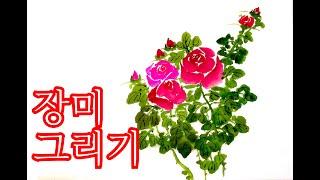 장미, Rose, red, love, may, rose…