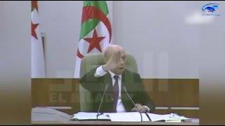 النائب سبيسيفيك  في خرجة مثيرة مع وزير الصناعة عبد السلام بوشوارب(الجنسية المزدوجة)
