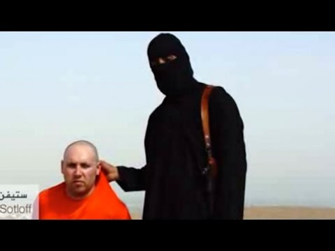 Steven Sotloff and Reporters Being Captured By ISIS