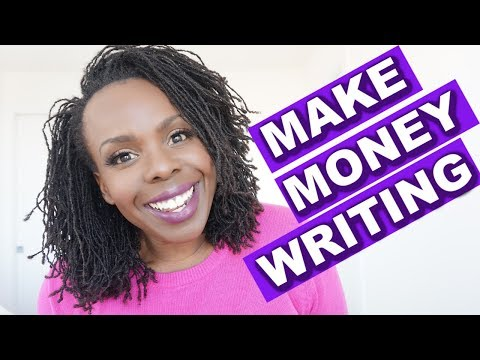 How to Make Money as a Freelance Writer | CeCe Olisa | the Come Up Community