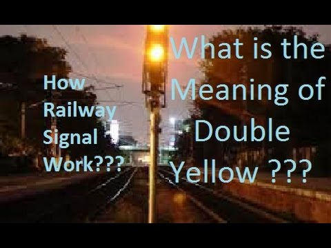 How Railway Signal Work ??? (Automatic Block) | Indian Railway