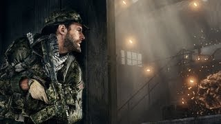 Medal of Honor Warfighter | Basilan Single Player Gameplay Trailer