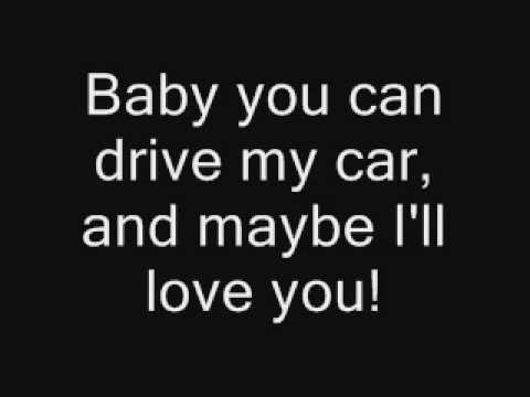 Youtube Beatles Drive My Car