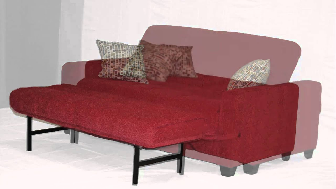 Malibu Q Sofa Bedder (no sound)
