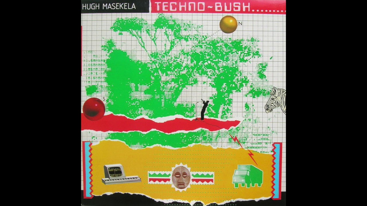 Hugh Masekela: Techno-Bush (1984) [Full Album]