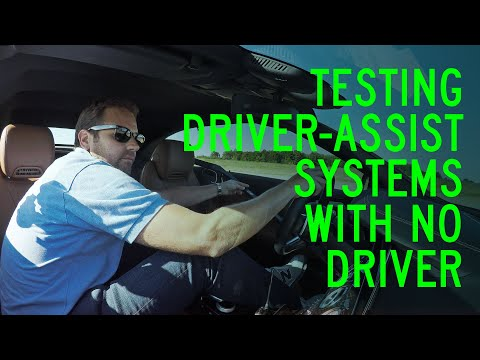 It's Not Just Tesla: All Other Driver-Assist Systems Work without Drivers, Too